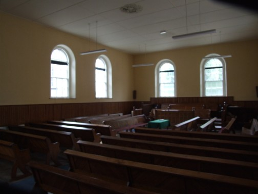 Large meeting room - Built in 1869
